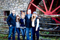 Borges-Foster Clan 11.25.11